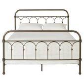 • Metal• Industrial chicThe Tilden Standard Metal Bed from Inspire Q brings …   – Single Bedroom