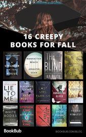 16 livres effrayants à lire avec votre club de lecture cet automne   – Books