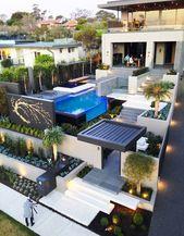 Resort Style Home Landscaping – Melbourne, Australia