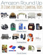 Camping Gear List For Families – Make Getting Set Up for Camping Easy!