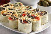 Cheesy Tex Mex Tortilla Roll-Ups – DAS SIND MEIN NEUES LIEBLINGSMITTAGESSEN! Sie…