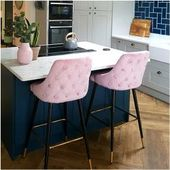 Sway Barstool / H 66.5 cm – Made of Plastic – Thelermont Hupton – Red Thelermont HuptonTherermont Hu