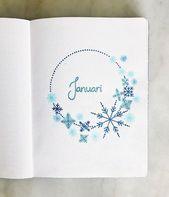DIY Cuadernos bullet journal page ideas, Bullet journal weekly spread