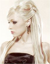 Fancy Hairstyles For Long Straight Hair Formal Wedding Hairstyles Straight Hair Wedding Decor And Design #EasyHairUpdos Like what you see? click on th