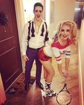 60 Amazing Couple Halloween Costumes That You Must Know ~ Fashion & Design