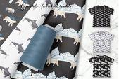Watercolor polar animals set by Visual Animal on Creative Market