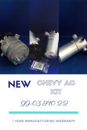 Quality With Perfect Vehicle Fitment TCW 17-7213 A//C Accumulator
