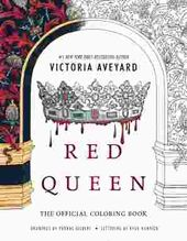Red Queen Coloring Book Pdf Red Queen Red Queen Victoria Aveyard Coloring Books