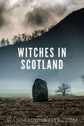 Witches in Scotland