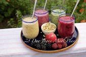 28 TAGE VEGAN MEALPLAN   – Plant Based Recipes