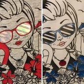 Heute haben wir von Arianne diese schönen Bilder ihrer Kreationen erhalten, die mit mir gemac… – Best Haar Design