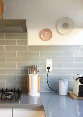 Een kijkje in het Scandinavische huis van Seline Steba – Keuken