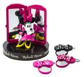 Minnie Mouse Bags Bows Shoes cake decoration Signature Decoset cake topper set  – Products