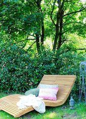 Entspannen im Garten: Die 6 schönsten Liegen für das Grün vor der Haustür
