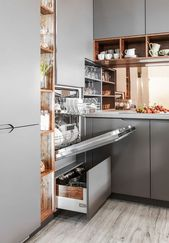 ✔ 44 best small kitchen design ideas for your tiny space 27