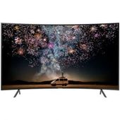 Samsung 65″ Class Curved 4K UHD HDR TV – UN65RU7300FXZA