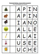 PDF Alphas à imprimer – Grande part /CP apprendre à lire