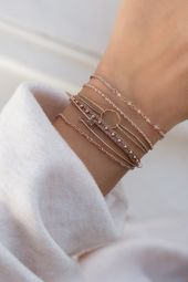 Feel inspired by these gorgeous bracelets and their extraordinary design . . .