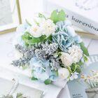 1 Bündel 30cm Künstliche Seidenblumen Braut Hochzeit Haltend Bukett Dekoration… – Dekorationen