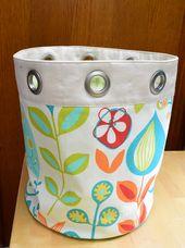 ikat bag: Convertible Bucket – Deconstructed