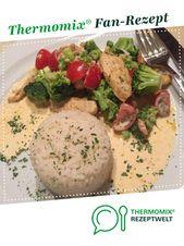 Schlemmertopf Rodajas de pollo con arroz   – thermomix