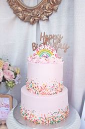 Fiesta de cumpleaños mágica del unicornio – #Einhorn Birthday Party #Magic #party   – Kinderzimmer