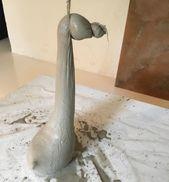 Bildergebnis für beton i nylonstrømpe – beton