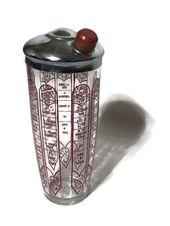 Mischen Sie es! Klassische Mitte des Jahrhunderts 1950 Drink Rezept Cocktail Shaker   – Etsy Shop-Bella Unique Finds