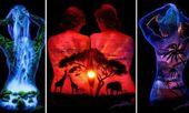 John Poppleton (Californien) crée des peintures extraordinaires directement sur …   – for the body