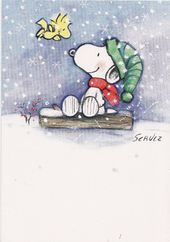 Photo of Schneemoment mit Snoopy