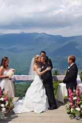 New Hampshire Wedding Lincoln Nh Venues The Mountain Club On Loon