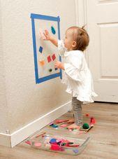 20 Indoor Aktivitäten für 1-jährige Kinder – So…