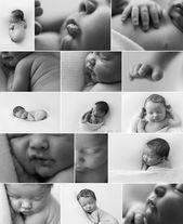 Trend der Neugeborenenfotografie Ideen & Tipps für Posen, Requisiten & Einstellungen Kinderfoto
