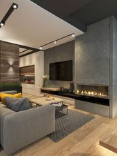 30+ Charming Living Room Design Ideas – TRENDECORS