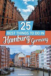25 tolle Dinge, die man in Hamburg unternehmen kann In unserem Reiseführer finden Sie 25 tolle Dinge, die man in Hamburg unternehmen kann …   – wedding
