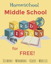 Homeschool Center College World Historical past for Free