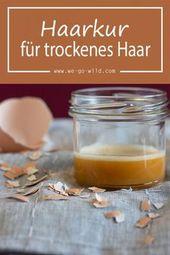 Lassen Sie sich das Haar heilen – 5 Kurzanleitungen für die Haarpflege zum Selbermachen   – Welt der Blogs