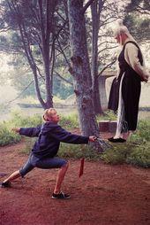 Beatrix Kiddo a lezione da Pai Mei #KillBill