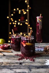 Weihnachts Sangria   – Entertaining & Cocktails
