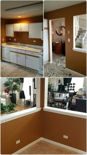 Paint Kitchens And Bathrooms With Smokey Topaz Sw6117 From Sherwin Williams Start Pinterest