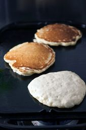 Good Food Best Ever Pancakes Recipe Bbc Good Food Favorite Healthy Recipes Sourdough Pancakes Recipe Sourdough Pancakes Sourdough Recipes