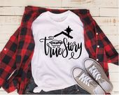True Story | Nativity Shirt | Christmas Shirts for Women | Christmas Shirts | Christian Christmas Shirts | Jesus Christmas Shirt