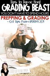 Taming the grading beast: suggestions for center and highschool English academics who w…