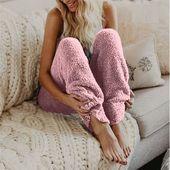 Fur Cozy Trousers PJ's