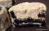 "Cheeeeese! Fabelhafte ""Cookies (Oreo!)-and-Cream-Cheesecakes"" nach Martha Stewart – Schokohimmel"