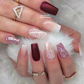 i love coffin nails!!!! I love coffin nails!!!!!!!!!!!!!!! I love coffin nails!!…