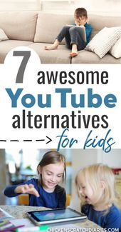 7 Great YouTube Alternatives for Kids – for Better, Safer Screen Time