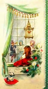 Auguri Di Natale Yahoo.Vintage Christmas Card Images Windows Yahoo Image Search Results Natale Vintage Cartoline Di Natale Natale