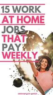 If you're looking for legit work from home jobs th…