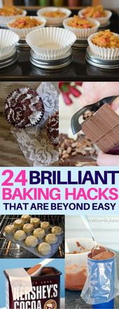 How'd I not know these baking suggestions & methods? Superb baking hacks which might be s…